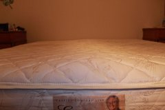 King size mattress in Glendale Heights, Illinois