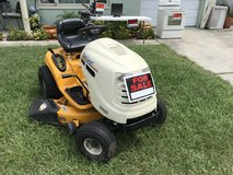 Cub cadet in Tampa, Florida