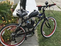 Motorized bicycle all the fixings in Tampa, Florida