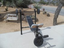 +++  Weight Bench +!  +++ in Yucca Valley, California