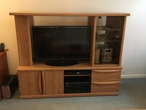 TV STAND / ENTERTAINMENT CENTER; Low and Wide in Glendale Heights, Illinois