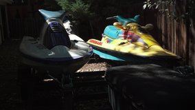Tigershark Jet Skis and Trailer in Fort Carson, Colorado