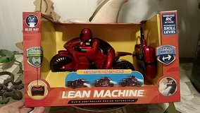 RC Motorcycle Lean Machine New in 29 Palms, California