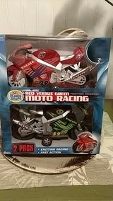 2 Pack Toy Motorcycles Large New in 29 Palms, California