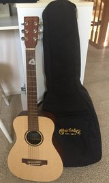 Guitar/Little Martin LM LXM plus Gig Sack (case) in Kingwood, Texas
