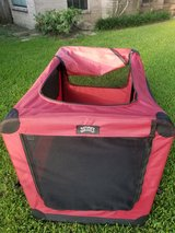 EliteField 3-Door Folding Soft-Sided Dog OR cat Crate/Kennel in Pasadena, Texas