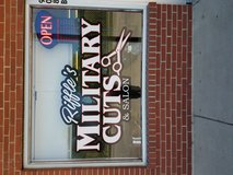 Barber or Cosmetologists wanted in Fort Riley, Kansas