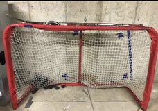 Pro Guard Heavy Metal Hockey Net in Chicago, Illinois