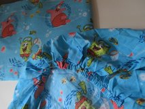 Twin 4 Piece Set  Sheets Sponge Bob / Fabric Home Craft in Fort Campbell, Kentucky