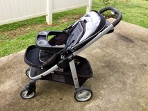 Graco Snugride Click Connect Stroller in Fort Campbell, Kentucky