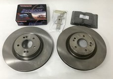 Power Stop JBR1529 Front Rotors & Pads Set for Hyundai Genesis Coupe in Oswego, Illinois