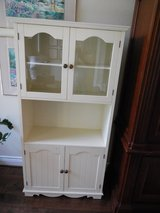 French Country Cupboard with 4 Doors in Cleveland, Texas