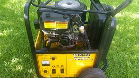 Valsi 7500 W generator in Livingston, Texas