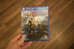 New God of War PS4 Video Game in Fort Carson, Colorado