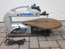 Dremel 1830 18 Inch Benchtop Variable Speed Scroll Saw in Lockport, Illinois