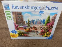 500 large piece puzzle in Naperville, Illinois