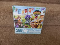 300 large pieces puzzle in Naperville, Illinois