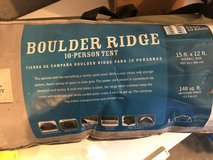 Boulder Ridge 10 Person Tent never used in Fort Knox, Kentucky