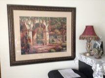 Beautiful wall picture in Fort Drum, New York