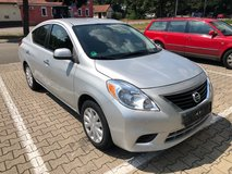 2012 NISSAN VERSA SV AUTOMATIC US SPEC WARRANTY in Stuttgart, GE