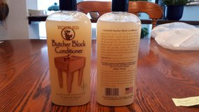 Butcher Block conditioner and oil in Ramstein, Germany