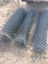 3 Rolls of Chain Link fence in Alamogordo, New Mexico
