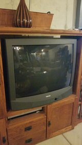 "36"" Toshiba color box TV in Bartlett, Illinois"