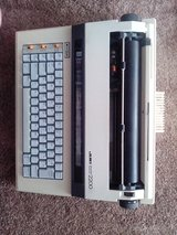 JUKI 2200 TYPEWRITER WITH COVER AND MANUAL in Orland Park, Illinois