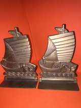 CHINESE SHIP BOOKENDS in Naperville, Illinois