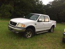 2002 f-150 4 door4x4 in Beaufort, South Carolina