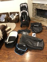Uppababy Jake Vista Stroller with all accessories - LIKE NEW - Tags still on seats in Camp Pendleton, California