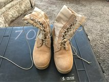 combat boots size 11.5 in Fort Bliss, Texas
