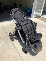 Baby Jogger w/ travel case in Camp Lejeune, North Carolina