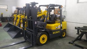 Forklifts 2018 RHINO RFL300 LPG or DT in Melbourne, Florida
