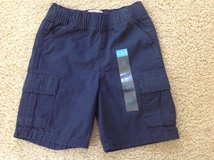 New with Tags the Children's Place Baby Toddler Boys Cotton Woven Cargo Shorts, size 2T in Schaumburg, Illinois