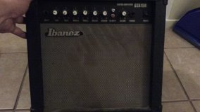 Ibanez GTA15R Guitar Amp in Fort Polk, Louisiana