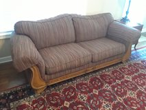 classic couch in Beaufort, South Carolina