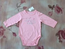 New with Tags the Children's Place Baby Girl Cotton Bodysuit, size 3-6 month in Palatine, Illinois