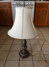 Table Lamp - Excellent Condition in Orland Park, Illinois