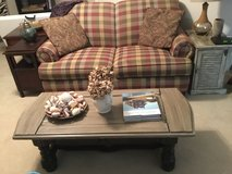 Loveseat and coffee table in Perry, Georgia
