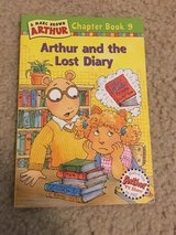 Arthur and the Lost Diary book-Chapter book 9 in Camp Lejeune, North Carolina