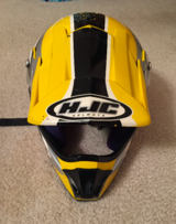 HJC HELMETS CL-X3 SNELL M95 DOT MAR 2000 in Orland Park, Illinois