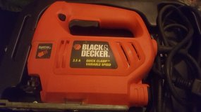 Black and Decker Quick Clamp with Sight line in Camp Lejeune, North Carolina