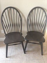 6 Windsor Chairs in 29 Palms, California