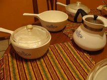 Corningware Vintage COOKWARE pots dishes kitchen in El Paso, Texas