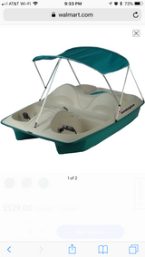 Pedal Boat Exceptional Condition in Kingwood, Texas