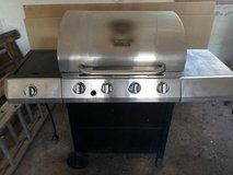 Char-Broil propane gas grill BBQ 5 burners in Ramstein, Germany