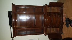 Bow-front buffet chest in Fort Hood, Texas