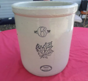 Western Stoneware Crock in Plainfield, Illinois