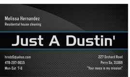 Residential/office cleaning in Warner Robins, Georgia